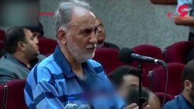 انتشار تنها فیلم از دفاعیات نجفی در دادگاه + جزییات