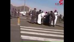 فیلم لحظه گردن زدن یک زن در عربستان با شمشیر + جزییات