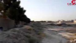 معتادان شهرک وحیدیه  تهران را به هم ریختند! + فیلم