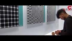 در این موزه شگفت انگیز گیج می شوید ولی لذت می برید + فیلم