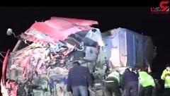 ۳۶ کشته و زخمی در سانحه دلخراش+ فیلم