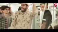 هنرمندی بیتباکسیها در مترو تهران+فیلم