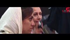 گزارش ویدئویى از تولید فیلم