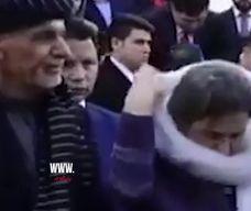 فیلم تذکر رئیس جمهور به همسرش برای رعایت کردن حجاب+فیلم
