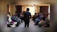 جنجالی برگزاری عجیب ترین فشن شوی آقایان در دانشگاه یزد