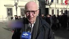 متهم شدن دولت ایتالیا به سرکوب مهاجران + فیلم