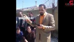 عید دیدنی دسته جمعی مردم با صفای روستای لطیف+فیلم
