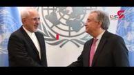 ظریف: آمریکا یک تروریسم است و ما با تروریسم مذاکره نمیکنیم + فیلم