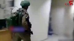لحظه حمله به ساختمان خبرگزاری رسمی + فیلم