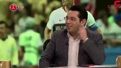 تیکه جالب فردوسی پور به سهراب بختیاری زاده + فیلم