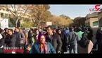دستگیری سردسته بی سواد جریان سلطنتطلبی در ایران + فیلم