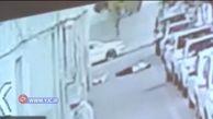 لحظه باورنکردنی از زنده ماندن دختر 2 ساله پس از سقوط هولناک + فیلم
