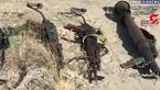 انتشار فیلم اجساد تروریست ها در خاک ایران ! / سپاه شبیخون زد ! + جزییات