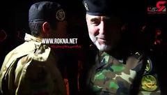 دیدار امیر سرتیپ حیدری با سربازان مستقر در مرزهای شرق کشور+فیلم