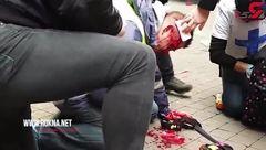 حمله خونین پلیس به جلیقه زردها+فیلم