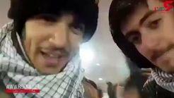 این شهید حادثه اهواز در مشهد گفته بود شهید می شود! +فیلم