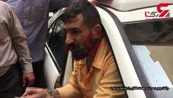 فیلم /  وحید مرادی امروز در خانه حسین گودرزی قتل را بازسازی کرد + اختصاصی