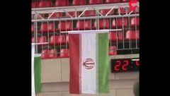 اطلاعیه درباره پخش سرود شاهنشاهی در جام جهانی تکواندو