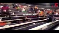 تیراندازی خونین در استادیوم فوتبال / 10 نوجوان در آلاباما به خاک و خون کشیده شدند + فیلم