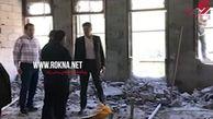 تخریب ۳ طبقه از هتل آرینا در شمیرانات / با دستور قضایی صورت گرفت+ تصاویر