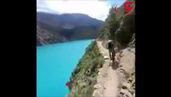 دوچرخه سواری هیجان انگیز+فیلم