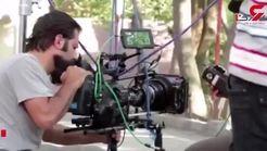 انتشار تازه ترین پشت صحنه سریال «مینو»+فیلم