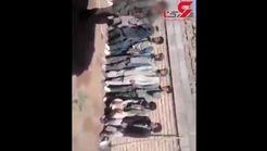 فیلم رفتار زشت یک سرباز ایرانی با مهاجرین افغانستانی !
