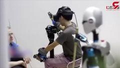 رباتهای ژاپنی انسان می شوند! + فیلم