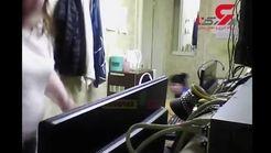 راننده تاکسی 2 زن را با ضربات مشت ناک اوت کرد+ فیلم