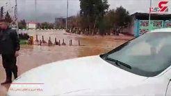 اینجا سیل گلستان نیست ، جنوب تهران است !+فیلم