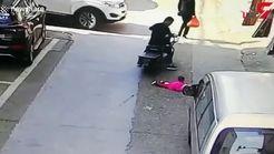 سرنوشت معجزه آسای کودک 4 ساله در  تصادف مرگبار+فیلم