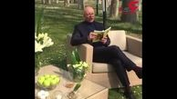 شعرخوانی سفیر آلمان به مناسب عید نوروز+فیلم