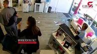 حمله وحشتناک حیوان وحشی به یک آرایشگاه زنانه در نیویورک +فیلم