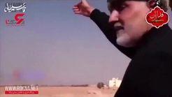این ژنرالی ایرانی لرزه به اندام دشمن میاندازد + فیلم