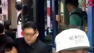 حضور رهبران کره شمالی و فیلیپین با اسلحه در خیابانهای هنگکنگ + فیلم