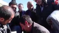 تلخ ترین فیلم از زلزله آذربایجان شرقی / پدر زهرا ضجه زنان فاش کرد !