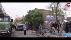 فیلم گفته های یکی از مجروحان از حادثه تروریستی امروز اهواز