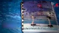 حامد جوانی شهید مدافع حرم قبل از شهادتش نحوه فوت خود را نقاشی کرده بود!+ فیلم