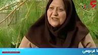 اولین گفتگوی تصویری با سحر تبر پس از دستگیری + فیلم