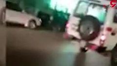 حمله انتحاری در هتل اورانوس کابل + فیلم