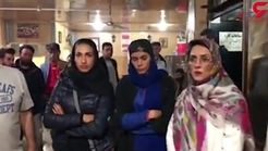 ارسال غذا برای سیل زده ها از طرف سردار آزمون + فیلم