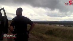 شلیک به پلیس بخاطر یک دستور! + تصویر
