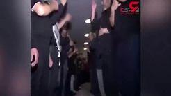 مراسم عزاداری عاشورای حسینی در دانمارک + فیلم