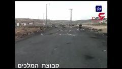 فیلم لحظه اصابت گلوله به خانم خبرنگار در برنامه زنده + فیلم