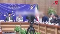 فیلم لحظه کتک کاری لفظی جلسه شورای شهر ساری / صبح امروز رخ داد