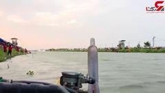 فیلم حادثه خونین قایق سواران+فیلم