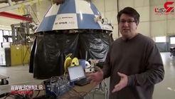 آزمایشات ناسا برای شبیه سازی پرواز فضاپیماها چگونه است؟ + فیلم