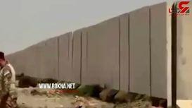 تمرینات نظامی سربازان عراقی +فیلم