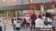 فیلم لحظه اعدام در فرخشهر  + فیلم و عکس