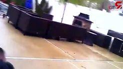 کتک زدن مرد ناشنوا توسط ماموران پلیس نادان + فیلم